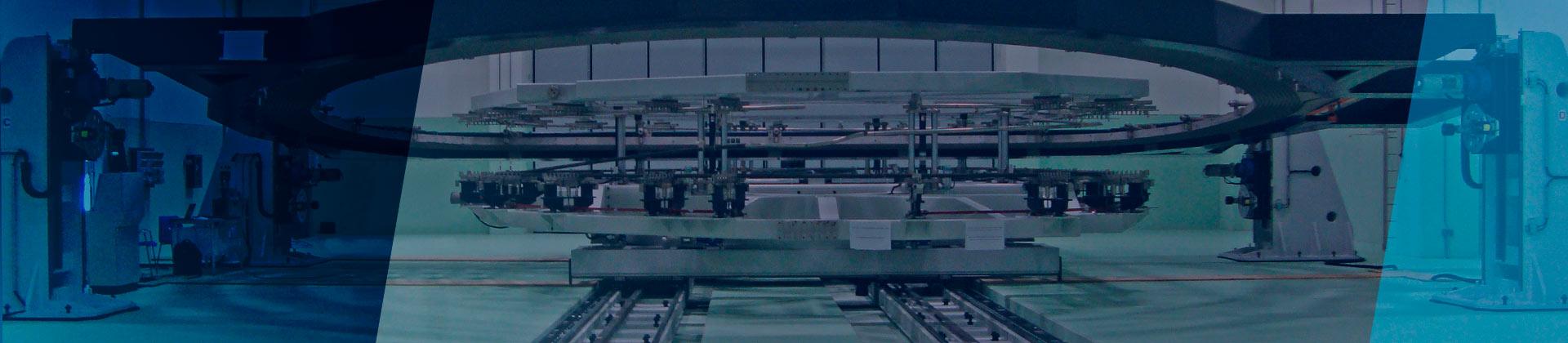 progettazione e costruzioni impianti per linea avvolgimento superconduttori
